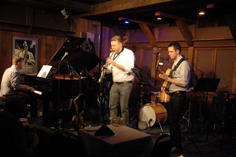 Chris Oatts Quintet at Chris' Jazz Cafe