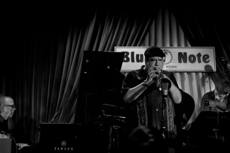 Bob James Trio with Randy Brecker at the Blue Note