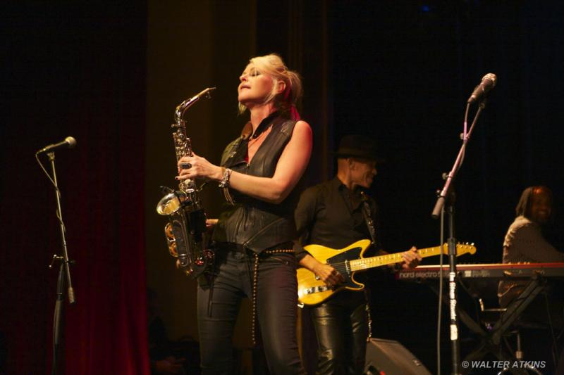 Mindi Abair at The Empress Theatre