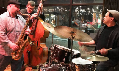 After-hours Jam Session With The Andy Voelker Trio at The Mad Monkfish