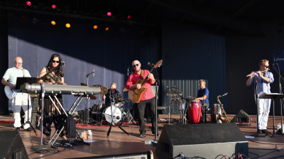 Tribute To Sergio Mendes And Brasil 66 at Delaware County Summer Festival at Rose Tree Park