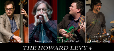 Howard Levy 4 at 210 Live