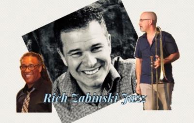 Rich Zabinski Trio at Backstage Bar