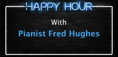 Happy Hour With Pianist Fred Hughes at Royal Oak Piano Studio