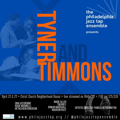Tyner And Timmons at Christ Church Neighborhood House