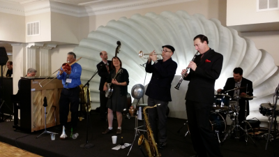 Hot Jazz Instructors Concert & Dance at Mississippi Room at the Lafayette Hotel