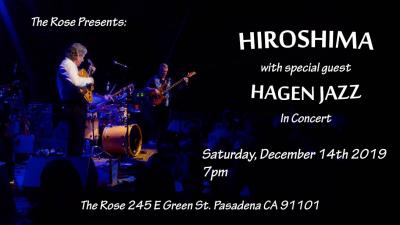 Hagen Jazz / Hiroshima at The Rose