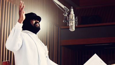 Gregory Porter at Kimmel Center for the Performing Arts