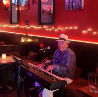 Eric Shifrin - Solo Piano at Le Petit Paris 75