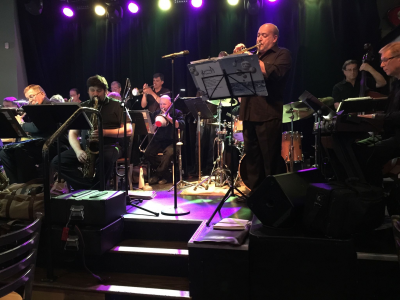 The Harold Zinno Jazz Orchestra at The Shamrock Grill And Pub