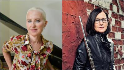 Angel City Jazz Presents Myra Melford + Jamie Baum Septet+1 at Skirball Cultural Center