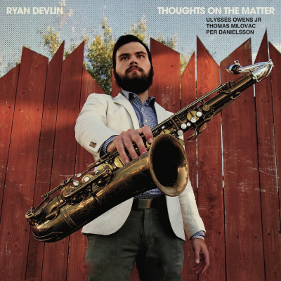 Ryan Devlin Quartet: Thoughts On The Matter at Blue Bamboo Center For The Arts