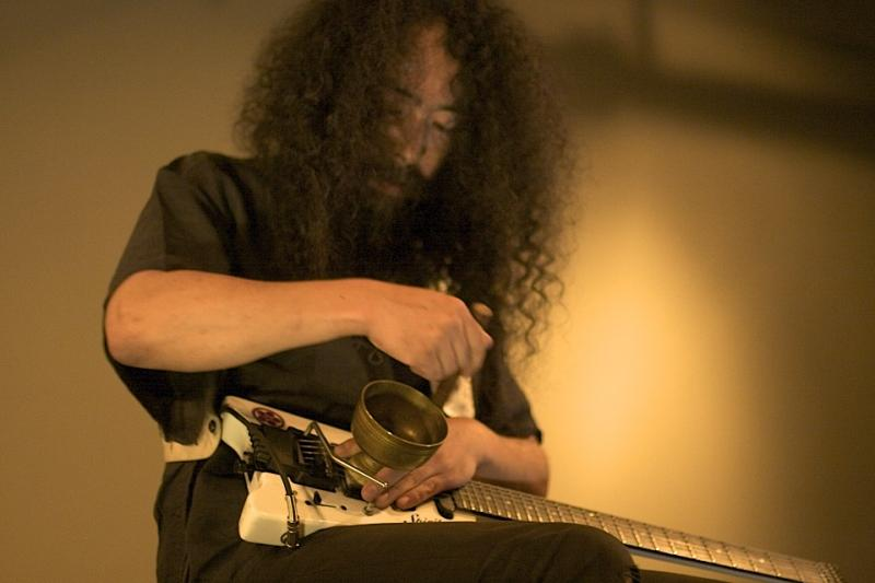 Kawabata Makoto: Music Concrete, Space Resurrection, Self-Annihilation