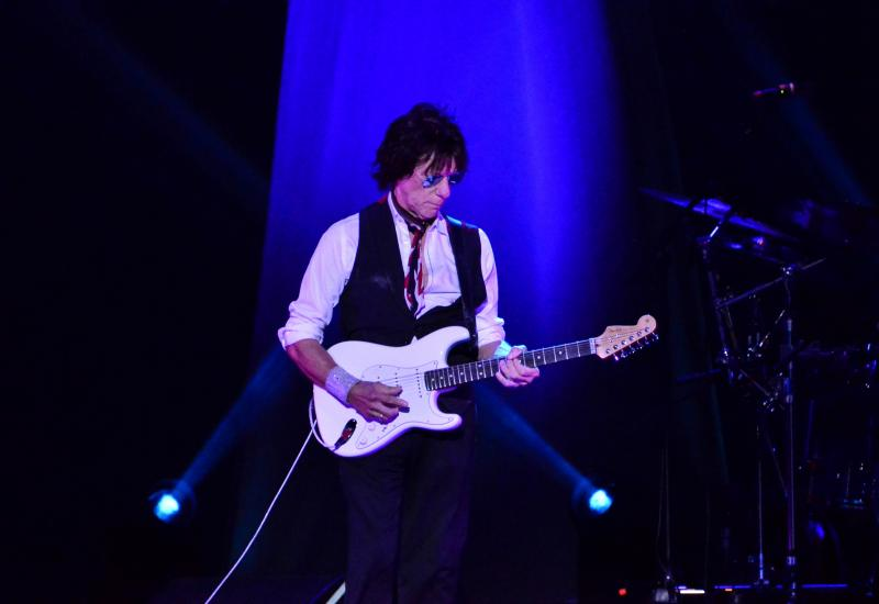 Jeff Beck, Paul Rodgers and Ann Wilson at The Northwell Health at Jones Beach Theater