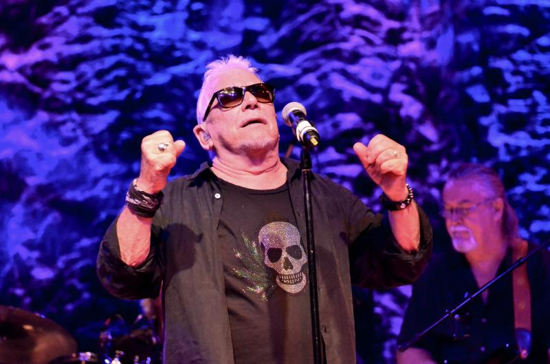 Eric Burdon & the Animals at the NYCB Theatre at Westbury