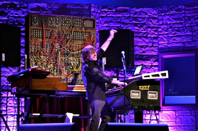 Keyboard Legend Keith Emerson's 70th Birthday Tribute Concert
