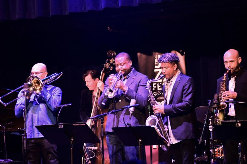 SFJAZZ Collective at the Music Box Supper Club