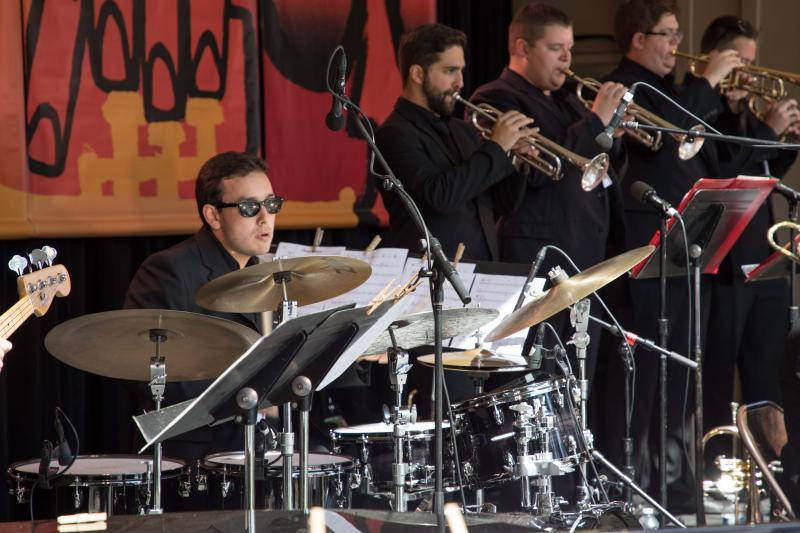 "University of the Arts ""Z"" Big Band: Jumpin' at the Monterey Jazz Festival"
