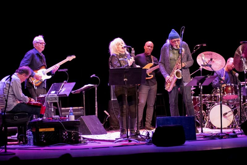 Charles Lloyd & The Marvels with Lucinda Williams at UMS