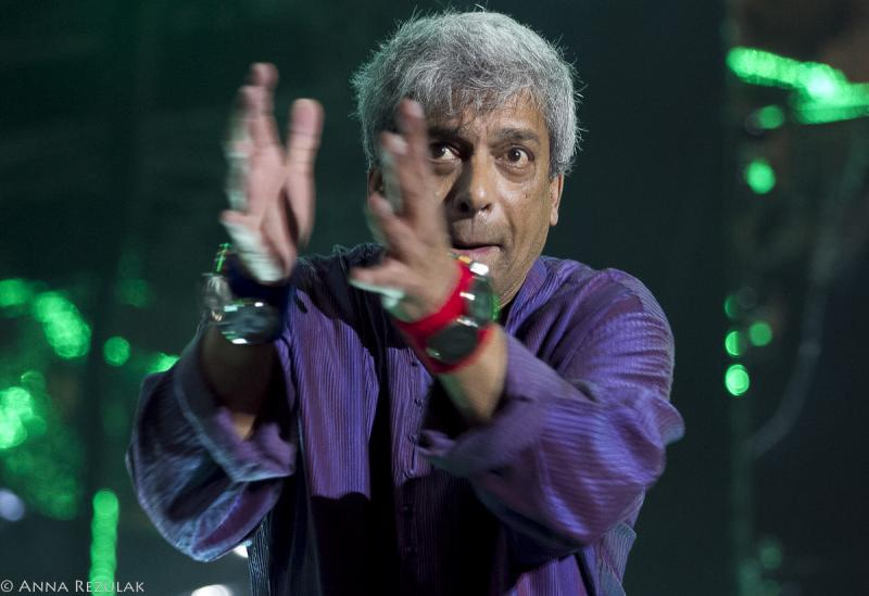 Trilok Gurtu: Where East Meets West