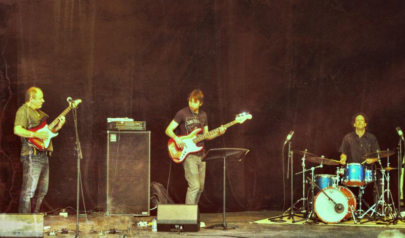 Take Five with Wayne Eagles of trio \ DEF