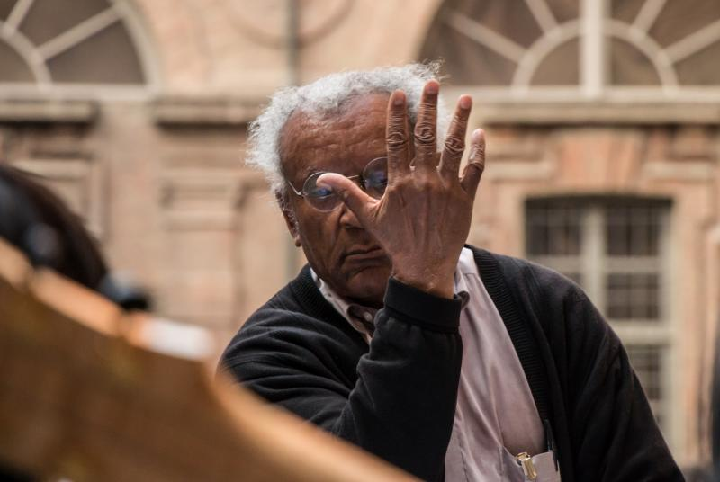 Anthony Braxton's Sonic Genome at Turin's Jazz Festival 2015