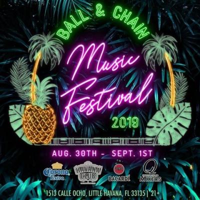 5th Annual Music Festival at Ball & Chain