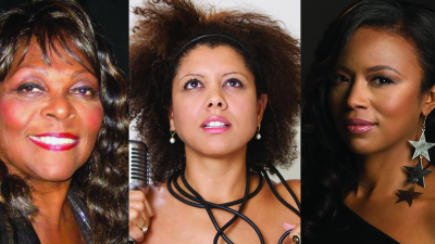 Ladies Sing The Blues: Kim Nalley, Denise Perrier And Tiffany Austin at San Jose Jazz Winter Fest at Oshman Family Jcc
