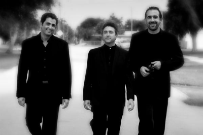 Sound Of Vision Trio at Blue Jean Blues