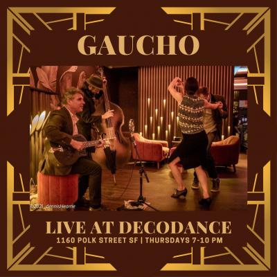 Gaucho at Decodance