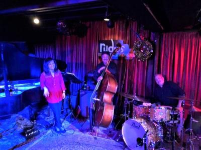 Diane Marino Trio at Rudy's Jazz Room