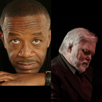 Kenny Washington & Larry Dunlap at Piedmont Piano Company