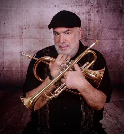 Randy Brecker - Award Of Recognition at Festival of New Trumpet Music at Font Music