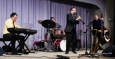 Seth Kibel & Bay Jazz Project at Blue House Productions
