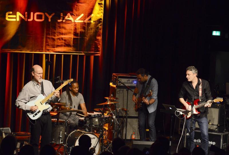 2013 Enjoy Jazz Festival
