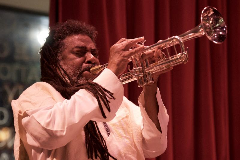 Live From The New Stone School: Brandon Ross, Wadada Leo Smith, Bill Laswell & Susie Ibarra