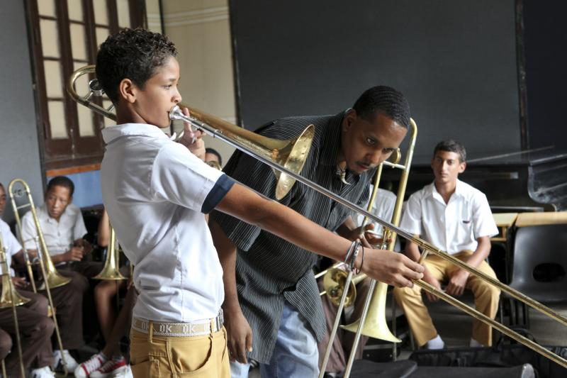 Horns To Havana To Deliver 120 Donated Instruments To Cuban Students