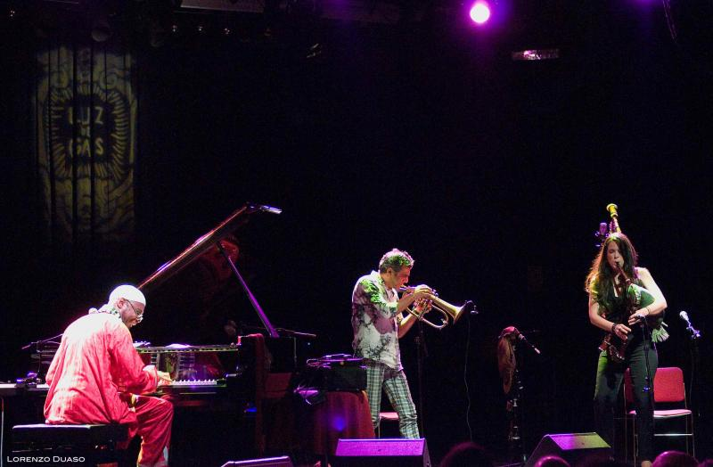44 Voll-Damm Festival Internacional de Jazz de Barcelona: Omar Sosa y Paolo Fresu con Cristina Pato