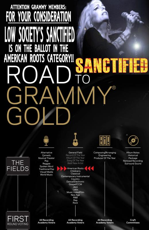 "Low Society's ""Sanctified"" - 2018 Grammy Awards, For Your Consideration"