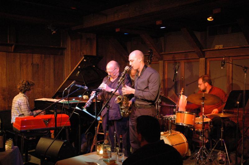 Dave Liebman Expansions at Chris' Jazz Café