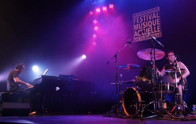 Festival International Musique Actuelle Victoriaville 2011