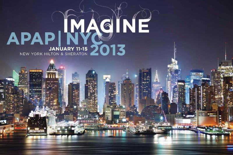 Jazz Connect Conference at APAP|NYC 2013 Schedule