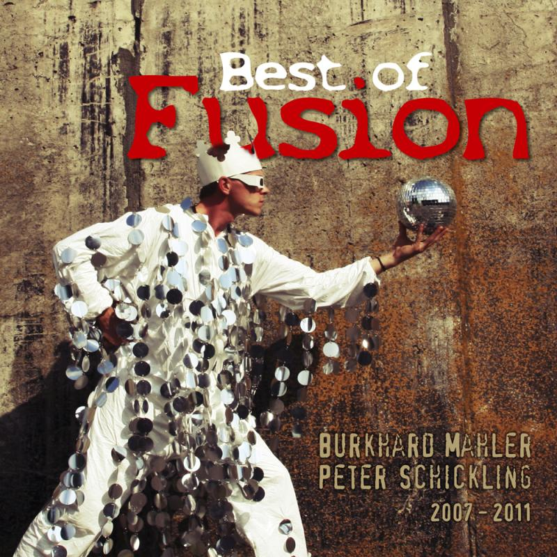 Album Best of Fusion by Burkhard Mahler