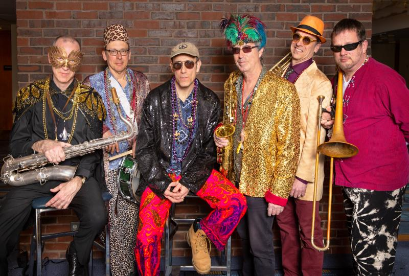 CANCELLED: Fat Tuesday With Ken Field's Revolutionary Snake Ensemble & Friends at The Club