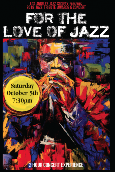 Jazz Tribute Awards & Concert at The Montalban Theatre