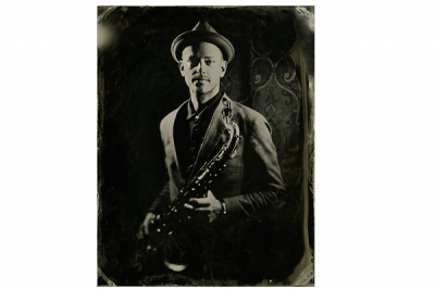 Derrick Michaels Solo Saxophone Live Recording at An Die Musik Live