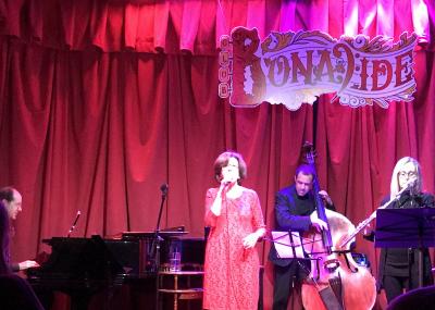 Mj Territo Quartet at Club Bonafide