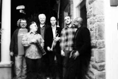 Reverend Chris And His Quintet at Paris Bistro & Jazz Cafe