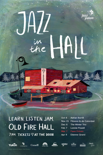 Fawn Fritzen Quartet at The Old Fire Hall
