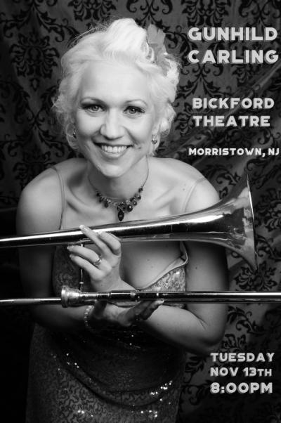 Gunhild Carling at Bickford Theatre